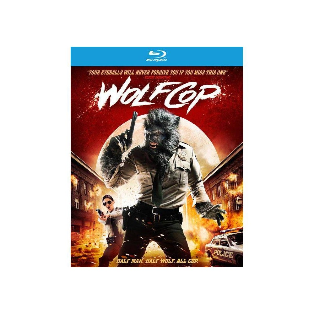 Wolfcop Blu Ray 2015