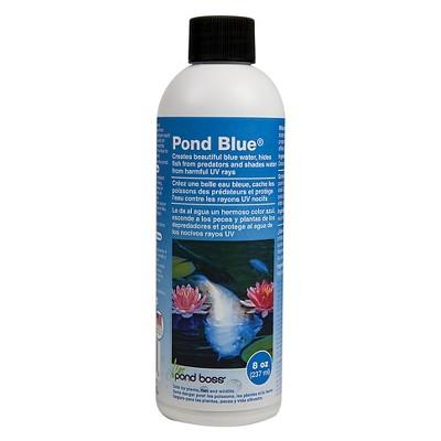 """6.31"""" Pond Boss Pond Blue - 8oz"""