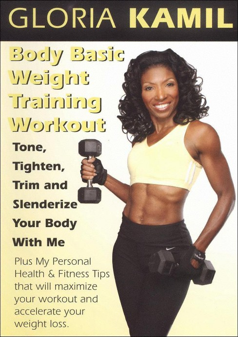 Body basic weight training workout (DVD) - image 1 of 1