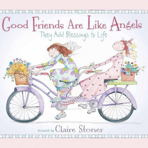Good Friends Are Like Angels - (Hardcover) - image 1 of 1