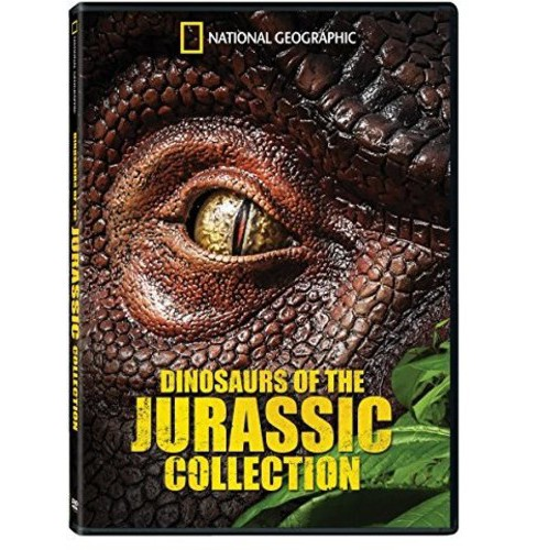 Dinosaurs of the jurassic collection (DVD) - image 1 of 1