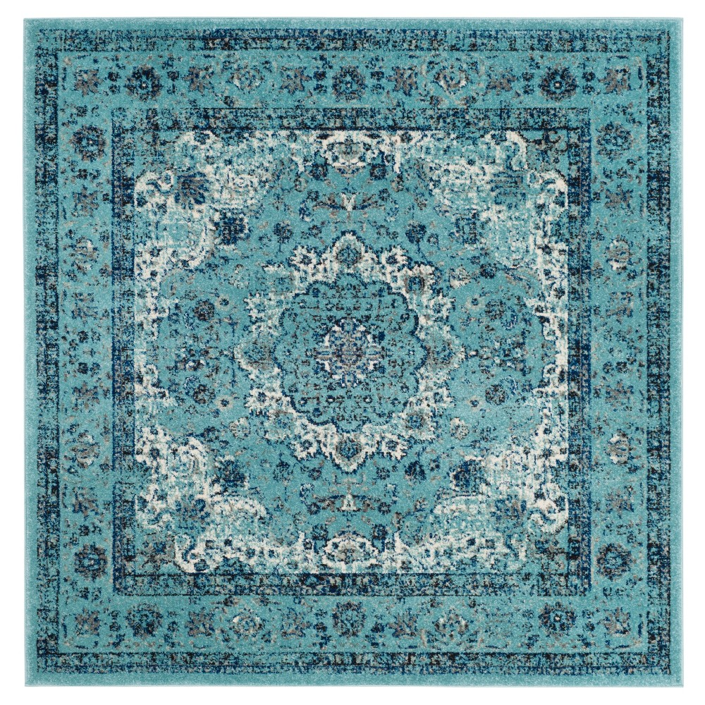 5 39 1 34 X5 39 1 34 Abstract Loomed Square Area Rug Safavieh