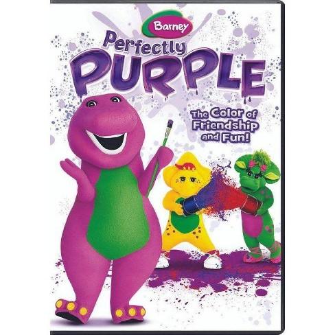 Barney: Perfectly Purple (DVD)(2018) - image 1 of 1