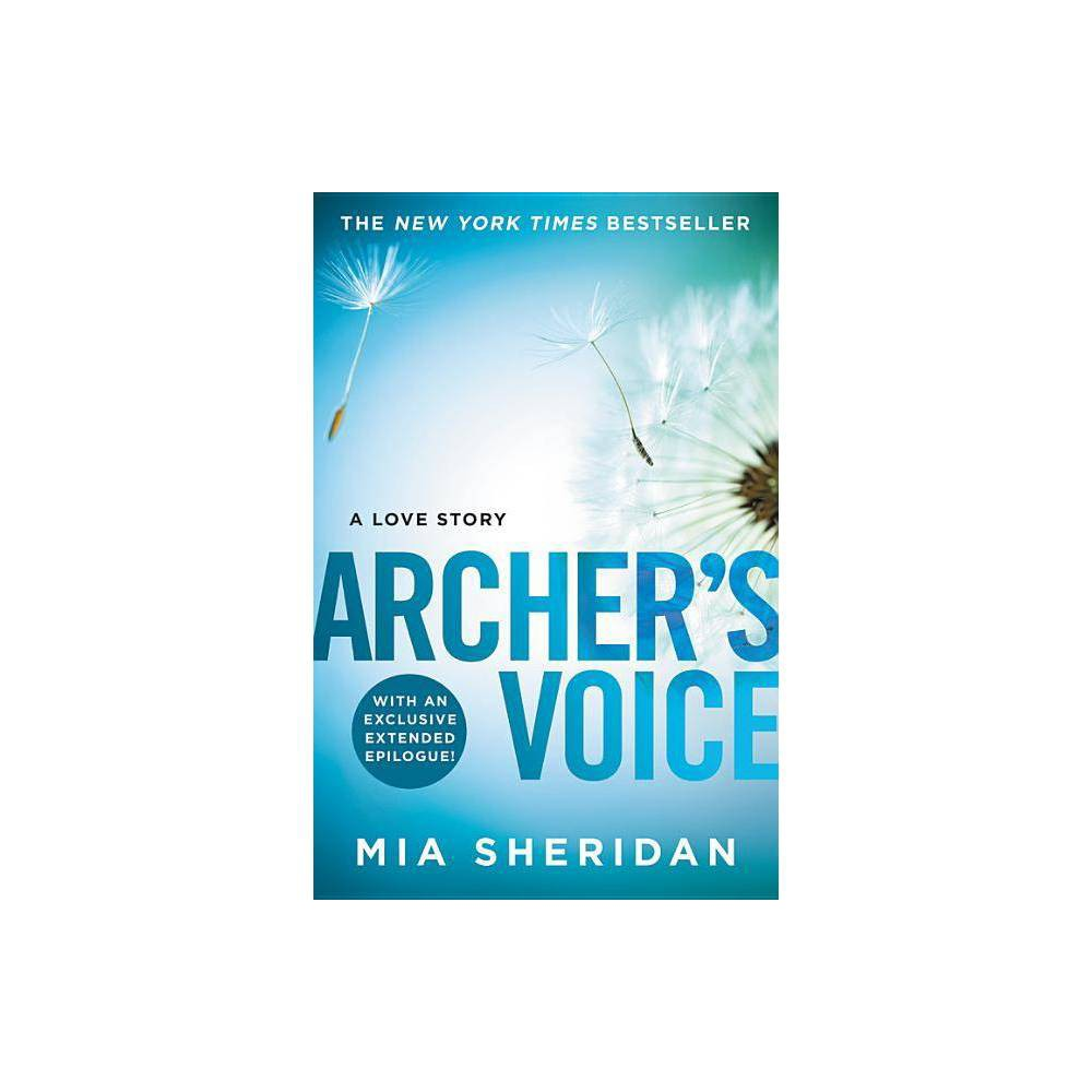 Archer S Voice By Mia Sheridan Paperback