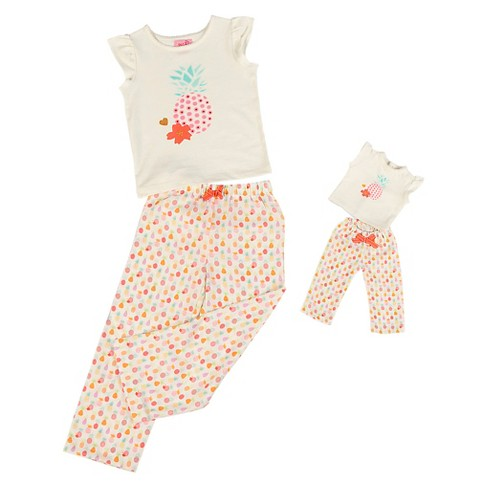 Our Generation® Me & You Outfit - Pineapple PJ's - image 1 of 3