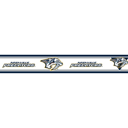 Nashville Predators Wall Border - image 1 of 1