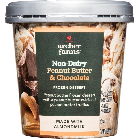 Non-Dairy Peanut Butter and Chocolate Frozen Dessert - 16oz - Archer Farms™ - image 1 of 1
