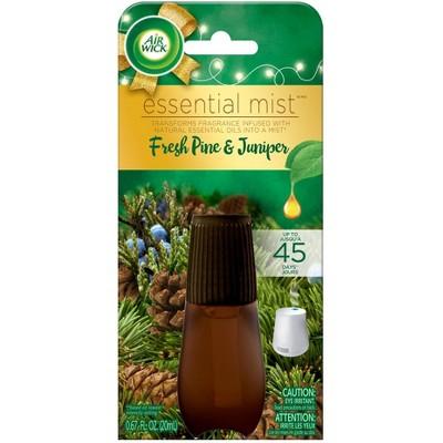 Air Wick Essential Mist Air Freshener Refill - Fresh Pine & Juniper