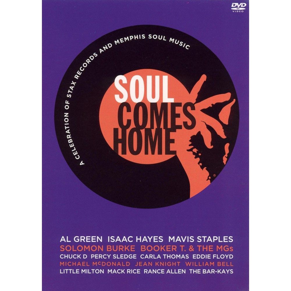 Soul Comes Home: A Celebration Of Sta (Dvd)