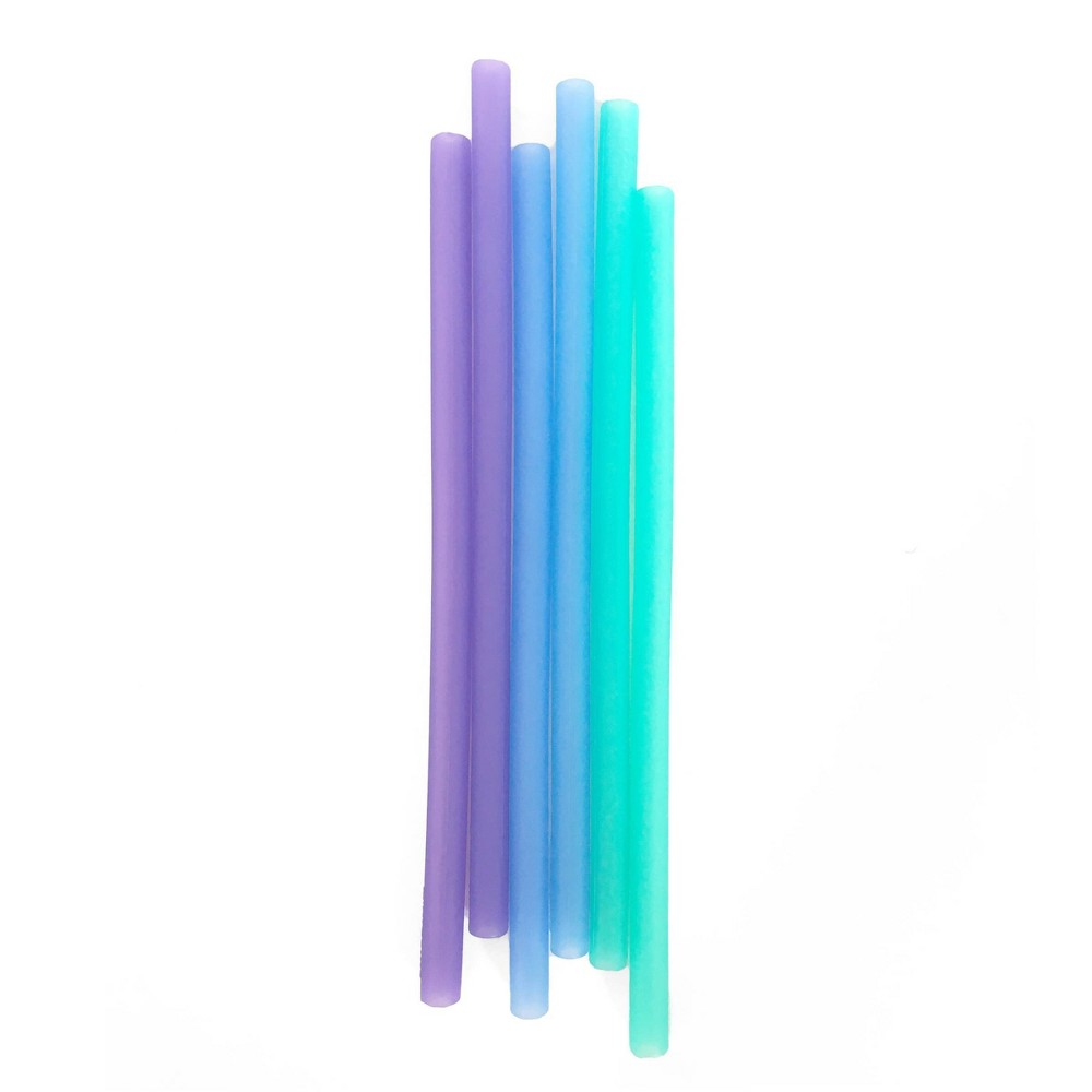 Image of GoSili Straws Cool Ombre, drinkware accessories and parts