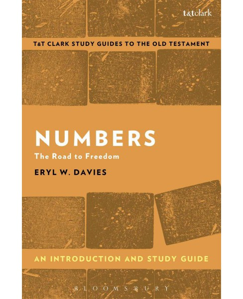Numbers : An Introduction and Study Guide: The Road to Freedom (Paperback) (Eryl W. Davies) - image 1 of 1