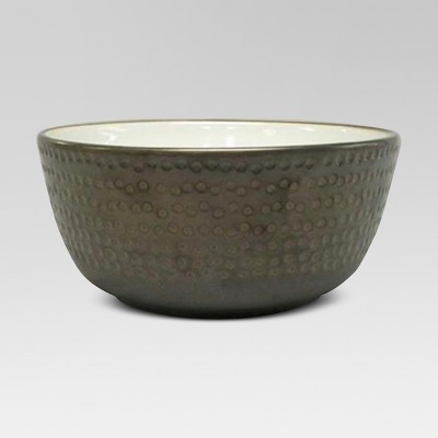 Barnet Bronze Cereal Bowl 24oz - Threshold™