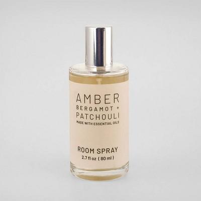 80ml Room Spray Amber - Bergamot & Patchouli - Project 62™