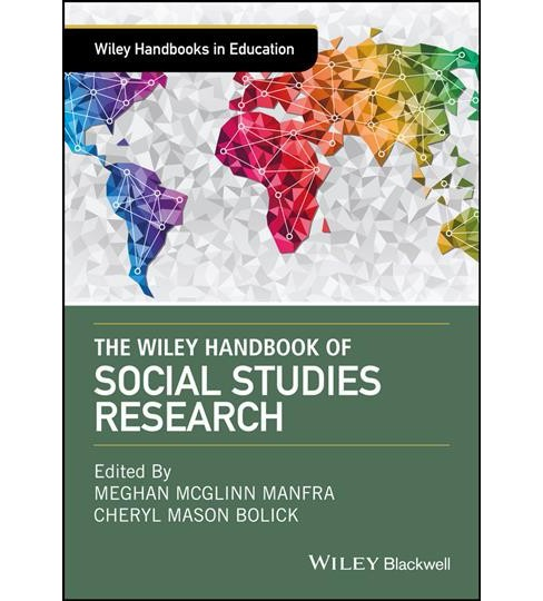 Wiley Handbook of Social Studies Research (Hardcover) - image 1 of 1