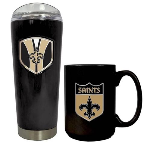 NFL New Orleans Saints Roadie Tumbler and Mug Set - image 1 of 1