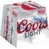 Coors Light Beer - 9pk/16 fl oz Aluminum Bottles - image 2 of 3