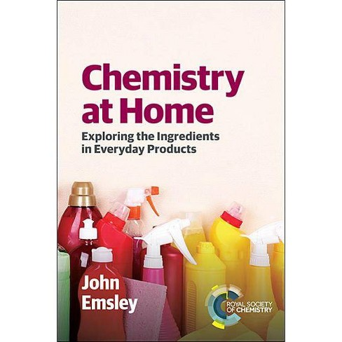 Chemistry at Home - by  John Emsley (Paperback) - image 1 of 1
