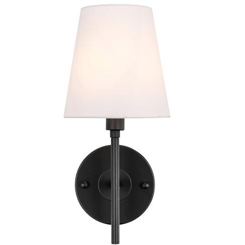 "Elegant Lighting LD6183 Cason Single Light 12"" Tall Wall Sconce - image 1 of 3"