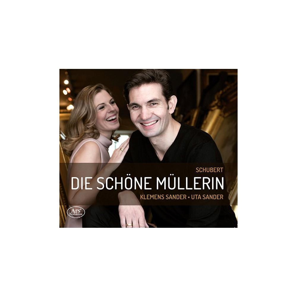 Klemens Sander - Schubert:Die Schone Mullerin (CD)