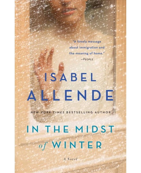 In the Midst of Winter -  Reprint by Isabel Allende (Paperback) - image 1 of 1