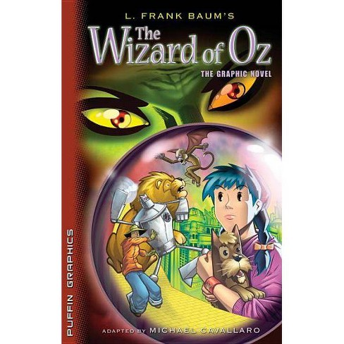 The Wizard of Oz - (Puffin Graphics) by  L Frank Baum (Paperback) - image 1 of 1