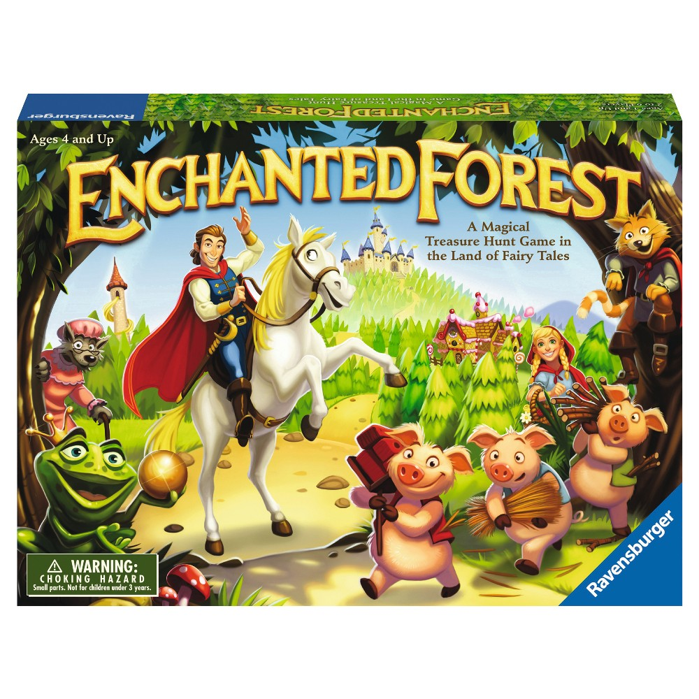 Enchanted Forest Game, Board Games