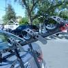 Allen Sports Premier 3 Bike Foldable Steel Trunk Carrier with Tie Down Straps - image 2 of 4