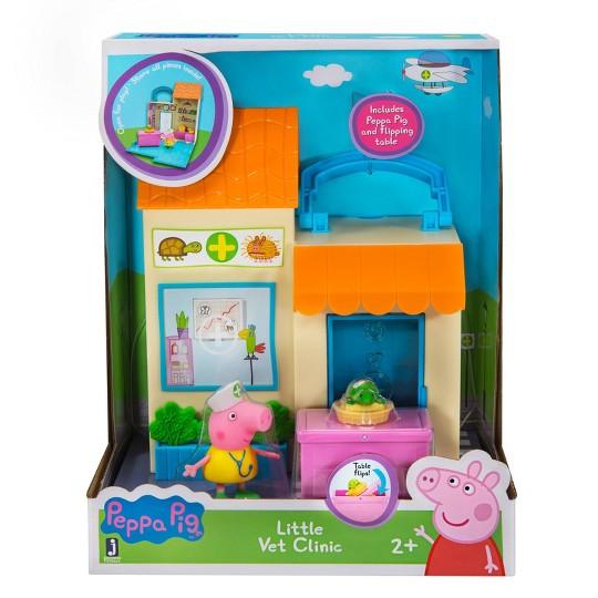 Peppa Pig Little Vet Clinic image number null