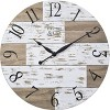 Harper Pallets Wall Clock - FirsTime - image 2 of 4