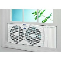 Deals on Holmes 7-inch Basic Window Fan