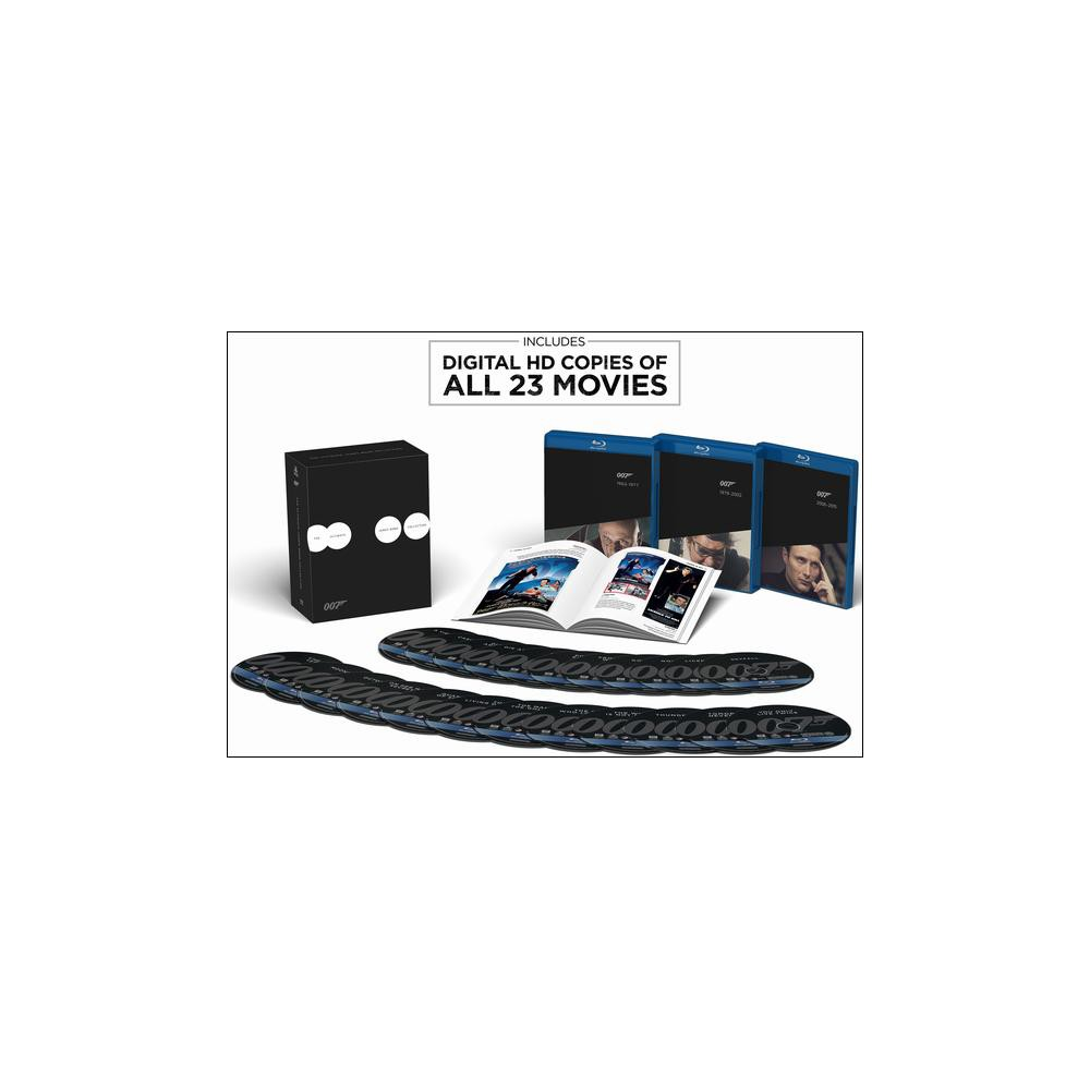 The Ultimate James Bond Collection (Blu-ray)