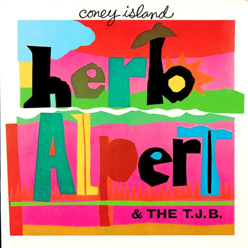 Herb & tijua alpert - Coney island (CD) - image 1 of 1