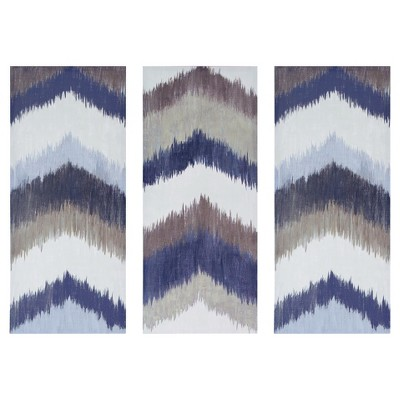 "(Set of 3) 15"" x 35"" Alpine Gel Coated Canvas"