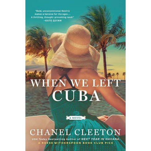 When We Left Cuba -  by Chanel Cleeton (Paperback) - image 1 of 1