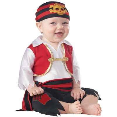 California Costumes Pee Wee Pirate Infant Costume