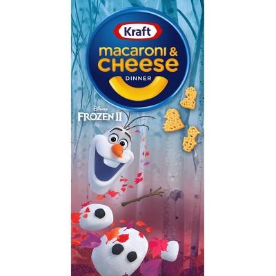 Kraft Olaf's Frozen Adventure Macaroni & Cheese Dinner - 5.5oz