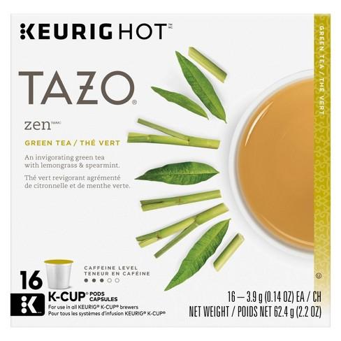 Tazo Zen Tea - Keurig K-Cup Pods - 16ct - image 1 of 4
