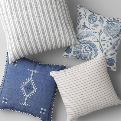Blue and Cream Collection - Threshold