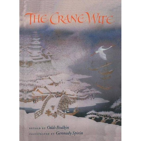 The Crane Wife - (Hardcover) - image 1 of 1