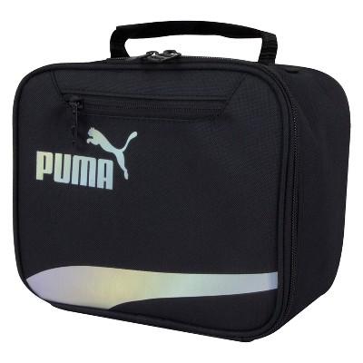 Puma Formstripe Lunch Box   Black by Black