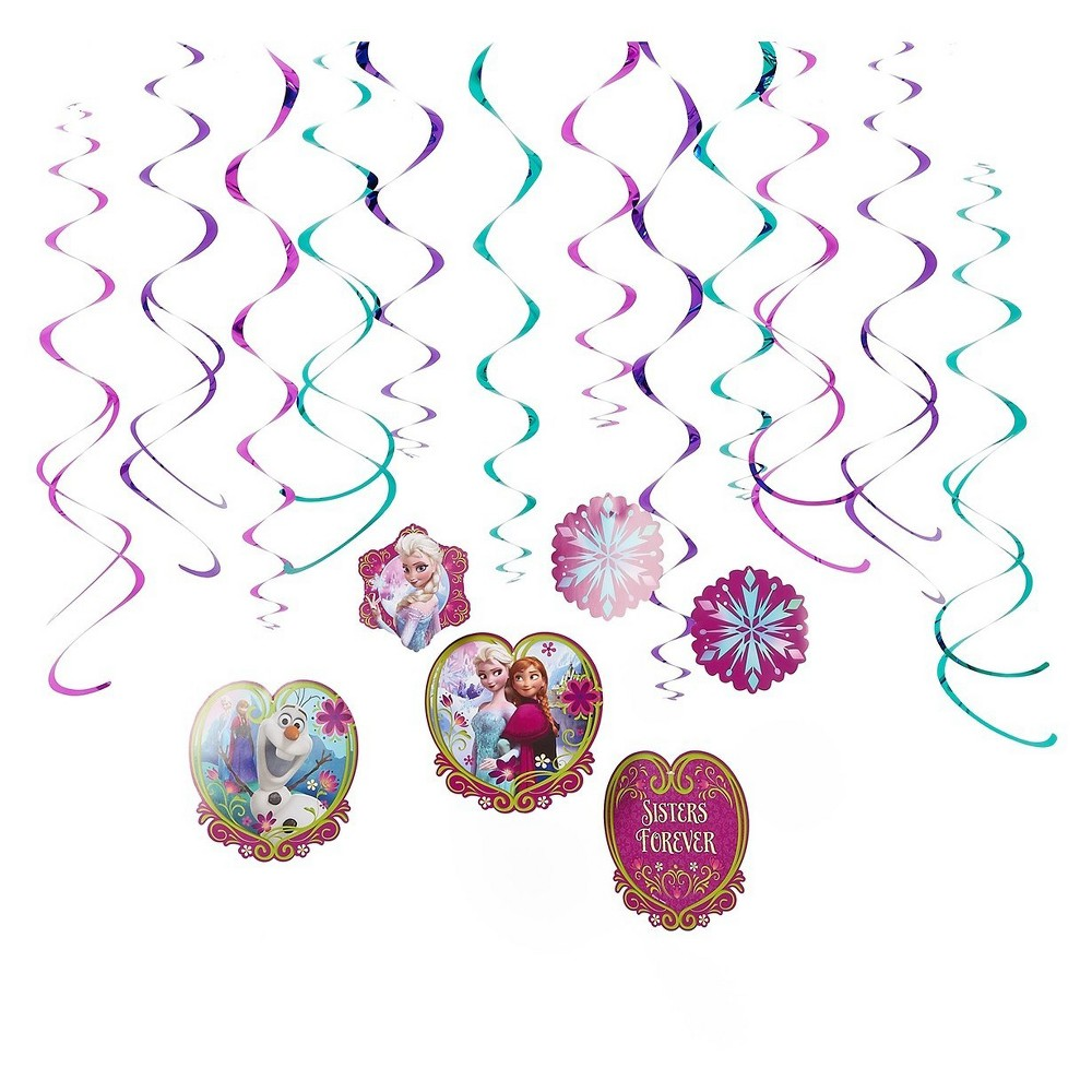 Frozen Hanging Party Decorations
