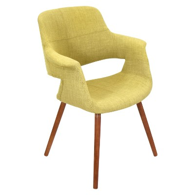 Vintage Flair Dining Chair Wood/Green - LumiSource