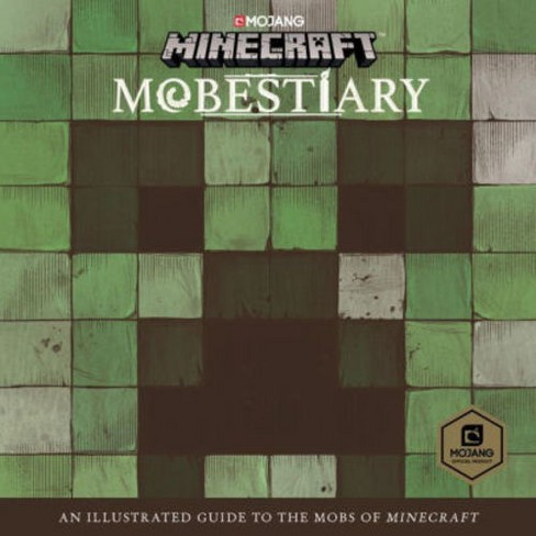 Minecraft Mobestiary (Hardcover) (Mojang Ab) - image 1 of 1
