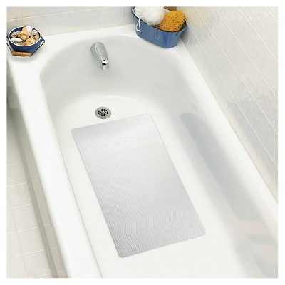 Rubber Bath Mat White - Room Essentials™