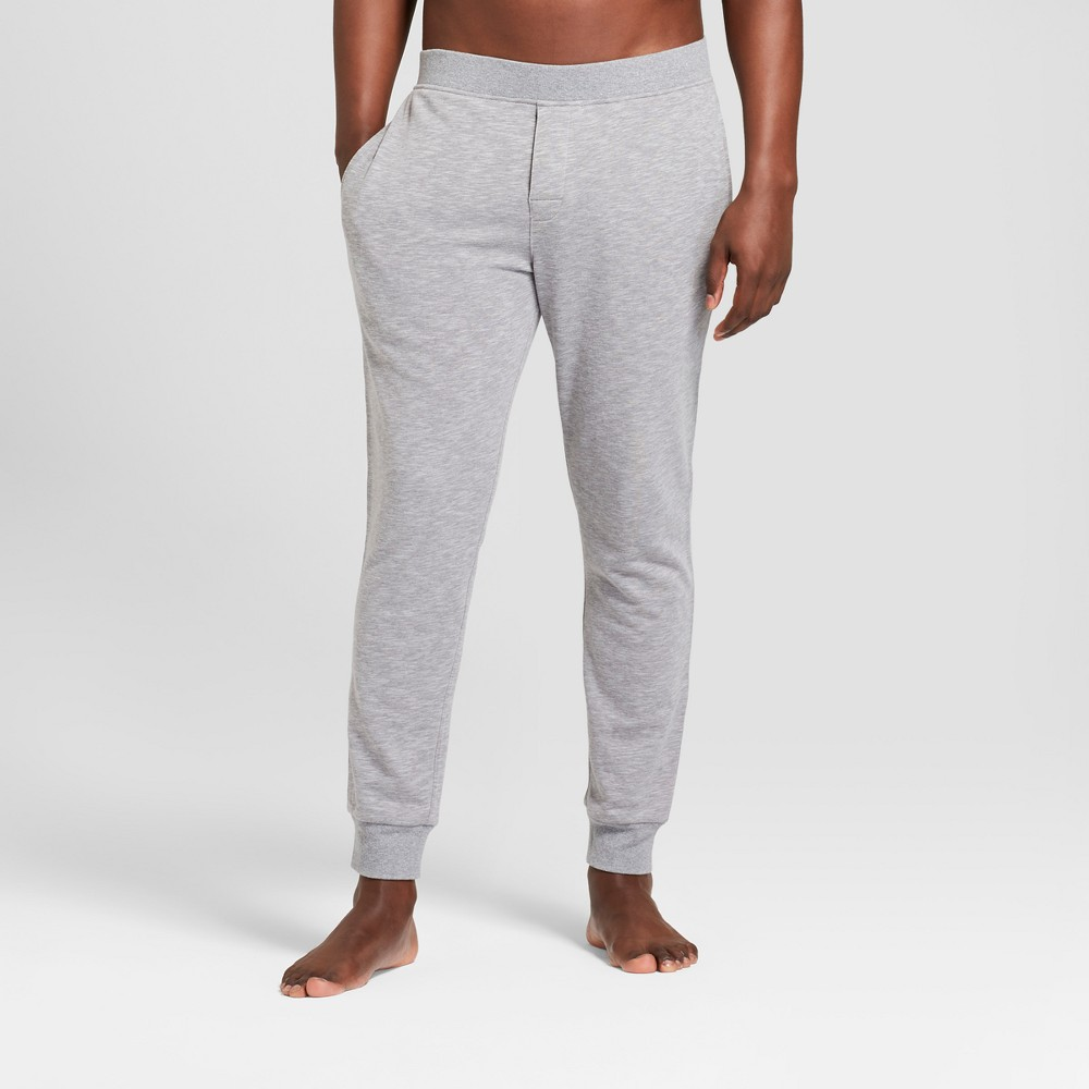 Image of Men's Knit Jogger Pajama Pants - Goodfellow & Co Gray M