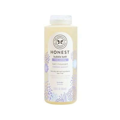 The Honest Company Truly Calming Bubble Bath Lavender - 12 fl oz