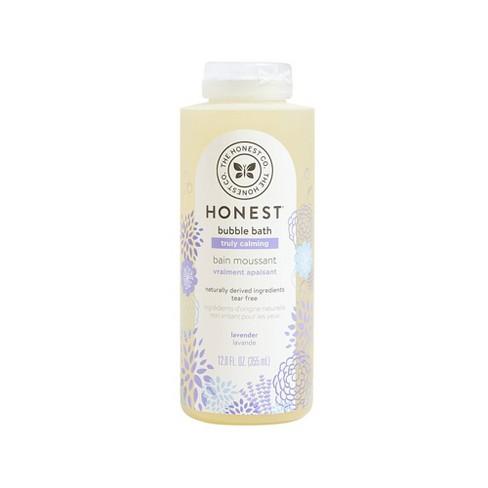 The Honest Company Truly Calming Bubble Bath Lavender - 12 fl oz - image 1 of 4