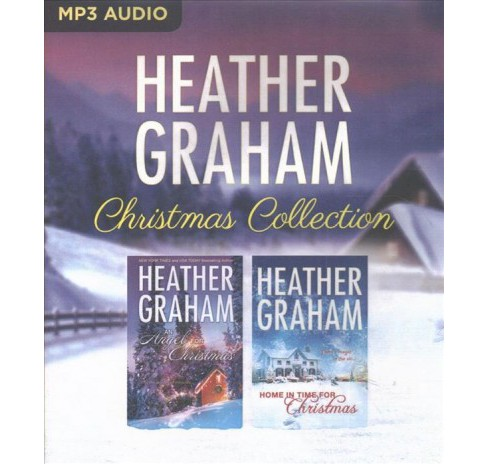 Heather Graham Christmas Collection : An Angel for Christmas / Home in Time for Christmas (MP3-CD) - image 1 of 1