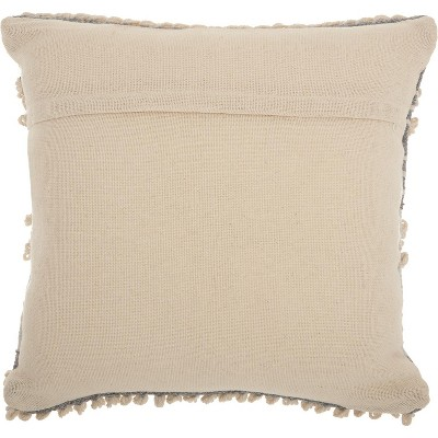 Nourison Life Styles Texture Stripes Throw Pillow : Target