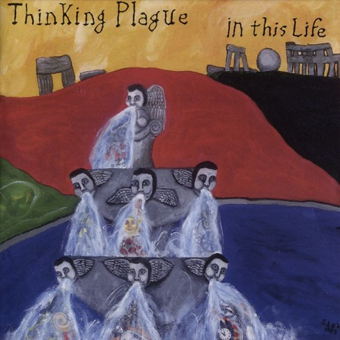 Thinking plague - In this life (CD) - image 1 of 1